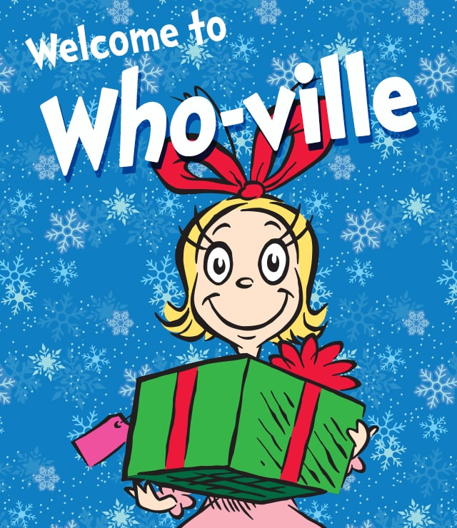Welcome to Who-ville